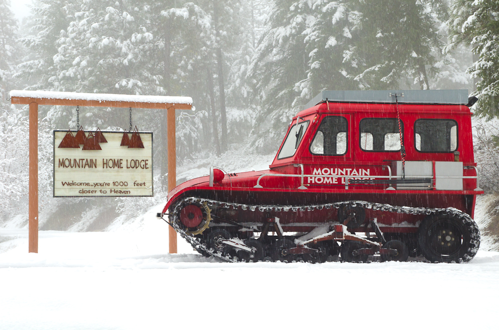 Mountain Home Lodge SNOW TRAC ST4 010