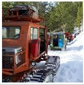 Snow cat jamboree